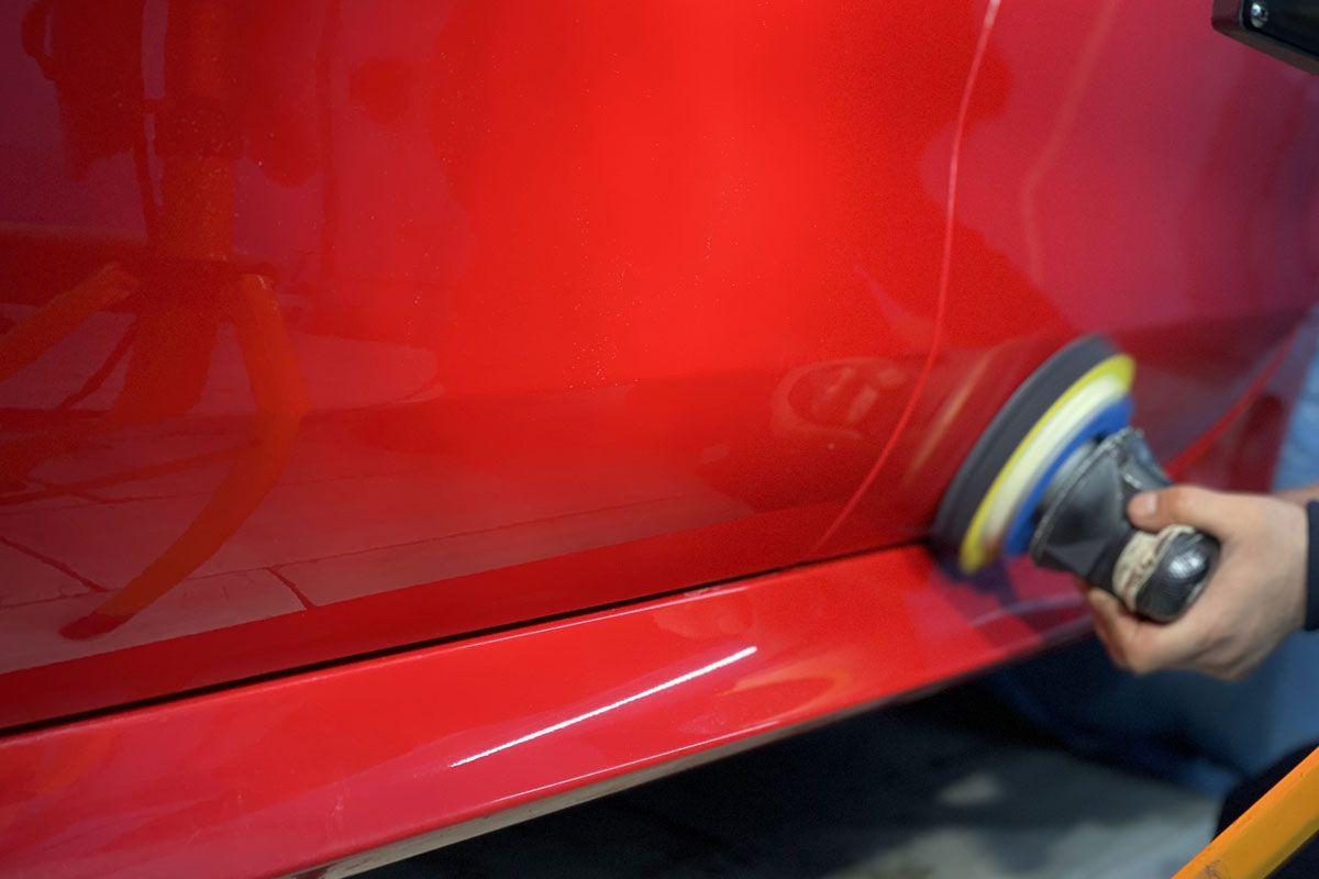 полировка кузова авто в люберцах